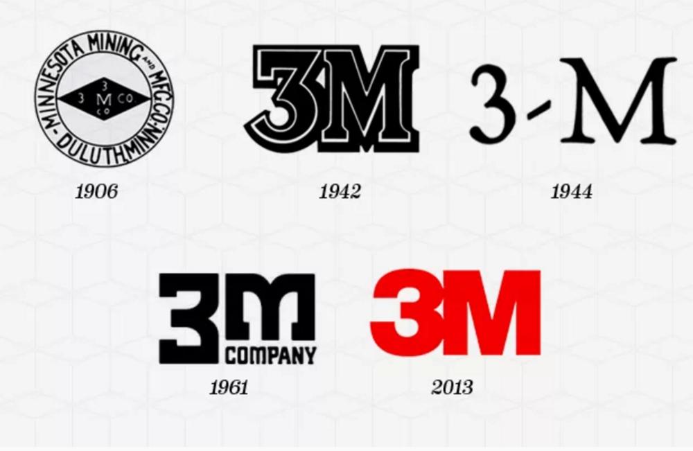 3M Logo設計
