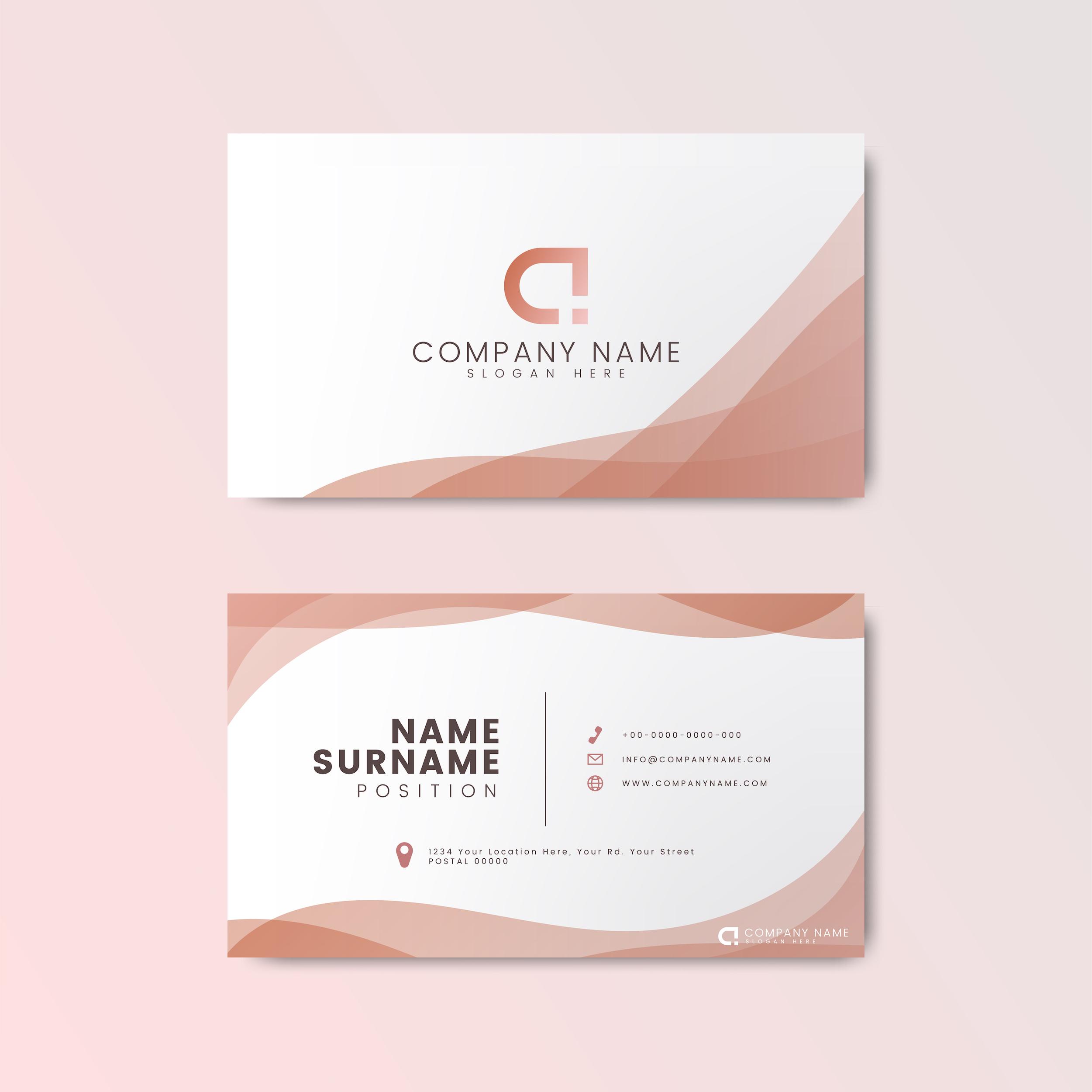 卡片設計資訊
